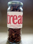 Image of Spiced Pecans, 7oz jar (As Seen in Martha Stewart)