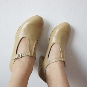 Image of Marianne T-bar Heels