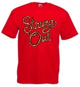 Image of Strung Out Cheetah Print Script