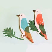 Image of TtableOffice Birds