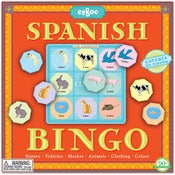 Image of SPANISH BINGO