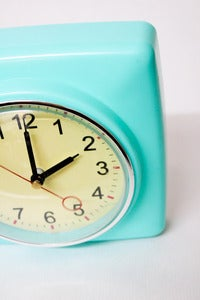 Image of Retro Kitchen Wall Clock