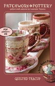 Image of Quilted Teacup