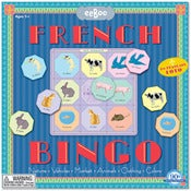 Image of FRENCH BINGO