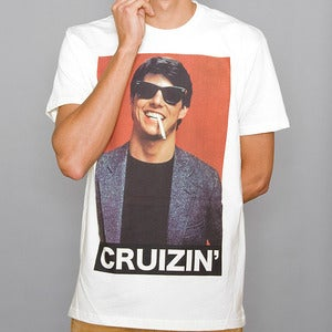 Image of The Cruizin Tee - White
