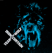 Image of Iron Curtain &quot;Year Of The Wolf&quot; 7&quot; 