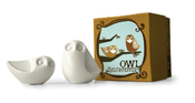 Image of Owl Salt & Pepper Shakers