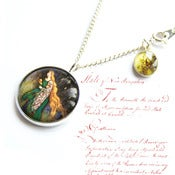 Image of The Frog Princess Necklace