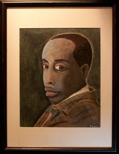 Image of 'Kenneth' ~ Original artwork by Omar Zingaro Bhatia
