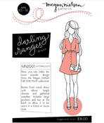 Image of Megan Nielsen Patterns : Darling Ranges Dress