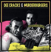 Image of DeeCRACKS / Murderburgers live split LP!