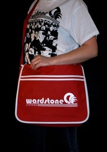 Image of Made to Order Despatch Bag Red
