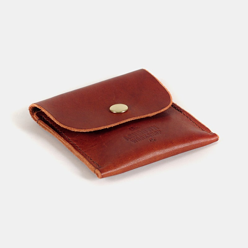 Image of Coin Case - Almond