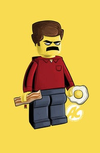 Image of Lego Ron