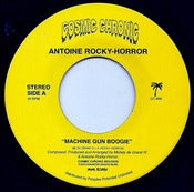 Image of Antoine Rocky-Horror - &quot;Machine Gun Boogie&quot; 7&quot;