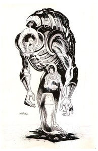 Image of Original: Space Jockey
