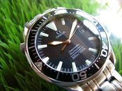 Image of VINTAGE OMEGA SEAMASTER PRO 300m CHRONOMETER - SOLD
