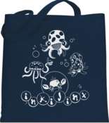 Image of Tentatrio Tote Bag