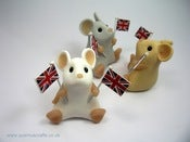 Image of Jubilee Party Flag Mouse