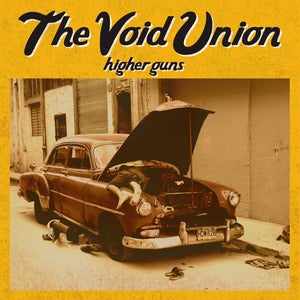 Image of The Void Union - Higher Guns CD / LP