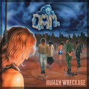 Image of D.A.M. - Human Wreckage