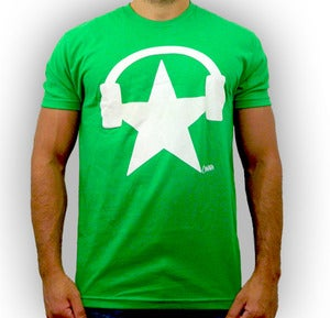 Image of CAVATA Star Green - Guys