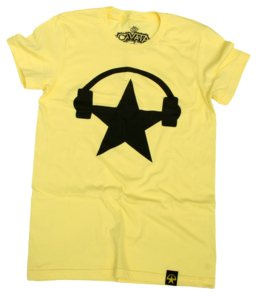 Image of CAVATA Logo Yellow - Girls