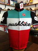 Image of Pushbike Club Jersey-Mens