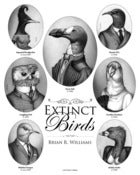 Image of Extinct Birds | Poster