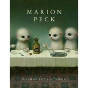 Image of Marion Peck Signed &quot;Animal Love Summer&quot; Book