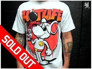 Image of *SOLD OUT* HOTLIFE - &quot;DANGER&quot; 