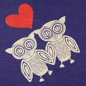 Image of Owl Love T-shirt