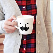 Image of JStory Porcelain Mug