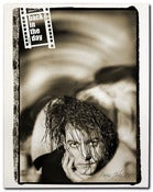 Image of Robert Smith B/W Canvas
