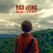 Image of Bad Veins - The Mess We've Made (CD)
