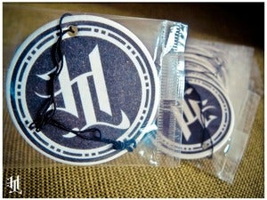 Image of HOTLIFE - &quot;HL EMBLEM&quot; Air Fresheners