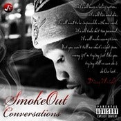 "Image of Dizzy Wright ""SmokeOut Conversations"" PLUS FREE NICK RAGE ALBUM"
