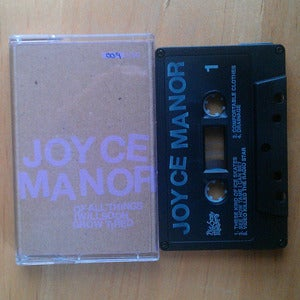 Image of Joyce Manor - Of All Things... Cassette (ltd to 100)