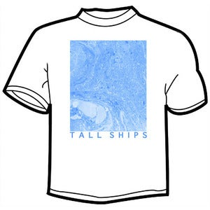 Image of Tall Ships T=0 shirt