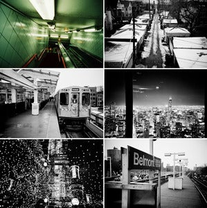 Image of Chicago photograph print pack #1 by Ryan Russell