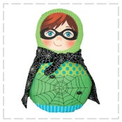 Image of Ooshka Boy pattern kit from The Red Thread