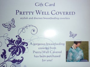 Image of GIFT CARD ... Give the gift of choice!
