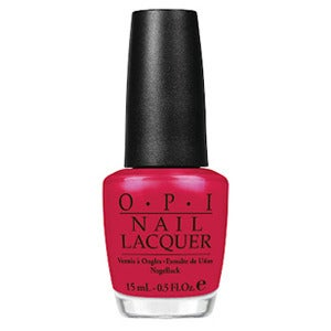 Image of OPI Nail Polish Vintage Minnie Mouse Collection Summer 2012 M16 The Color of Minnie
