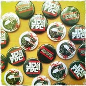 Image of JD &amp; the FDCs - Badges