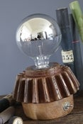 Image of lampe matrice &quot;engrenage&quot; / matrix lamp &quot;gearing&quot;