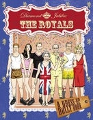 Image of DIAMOND JUBILEE ROYALS DRESS-UP DOLLY BOOK
