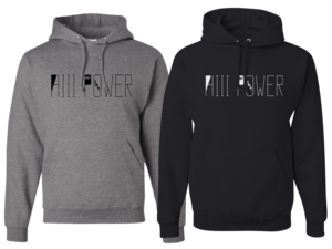 Image of HiiiPoWeR Wordmark Hoody