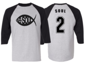 Image of Exclusive Ab-Soul Baseball Tee