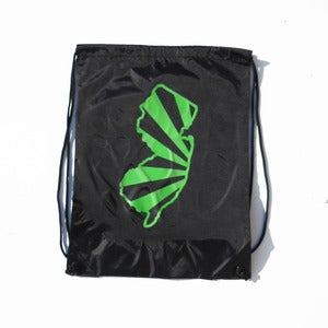 Image of Black Cinch Bag