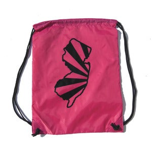 Image of Pink Cinch Bag